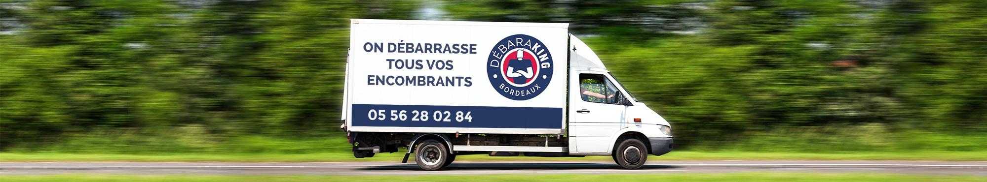 Debaraking : On débarrasse tous vos encombrants
